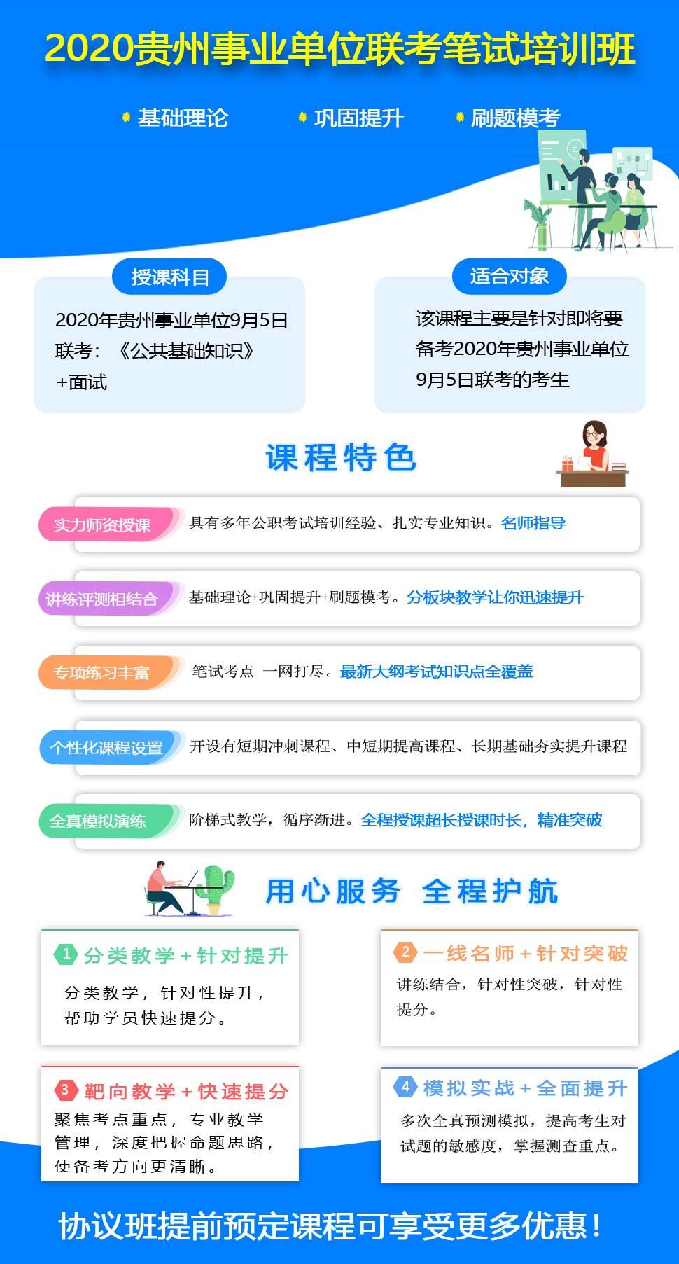 2020年贵州广播电视大学招聘笔试培训课程